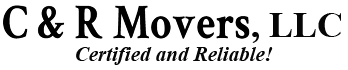C & R Movers, LLC